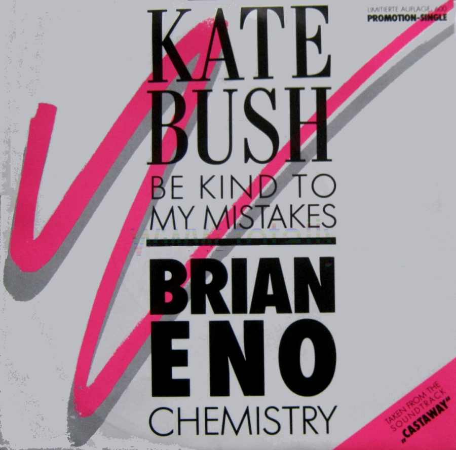 Be Kind To My Mistakes | Kate Bush Encyclopedia