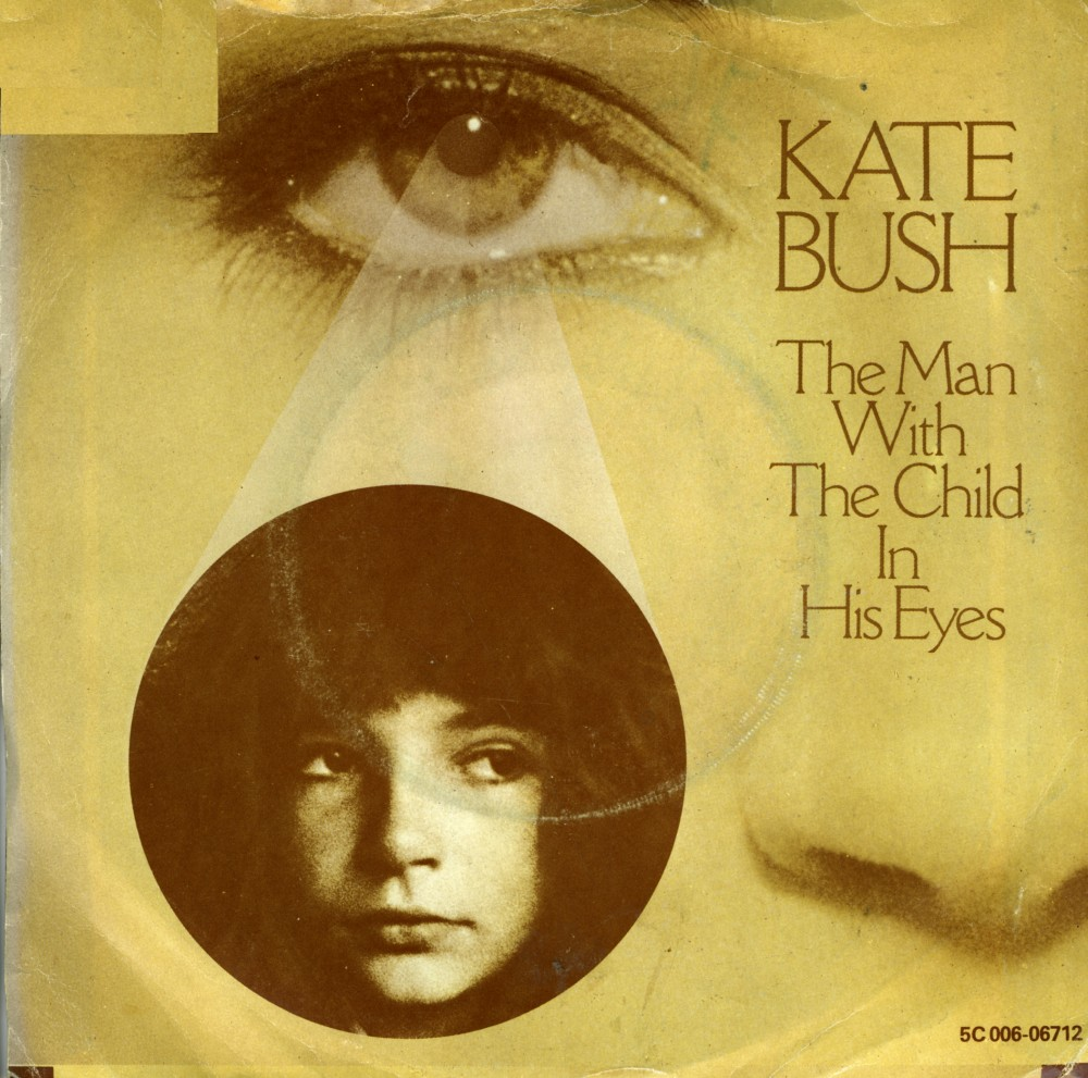 Image result for kate bush the man with the child in his eyes