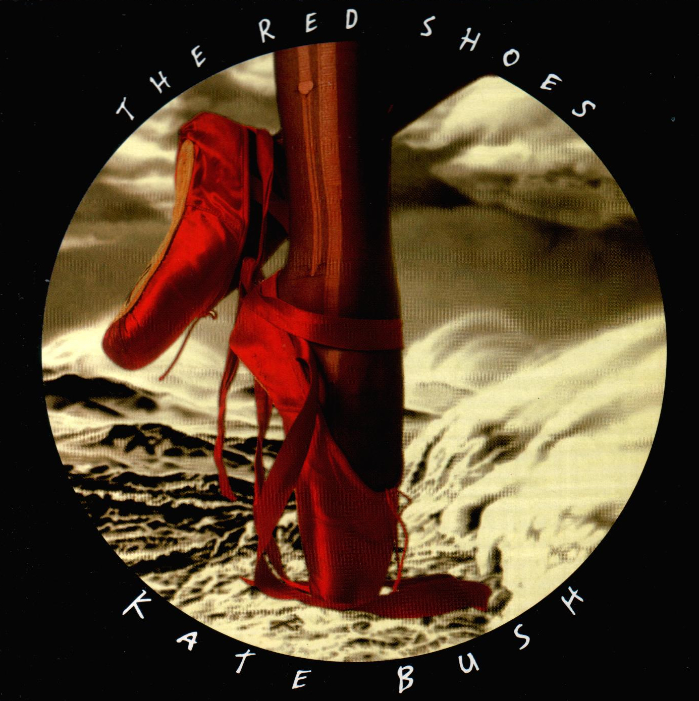 The Red Shoes Kate Bush Album