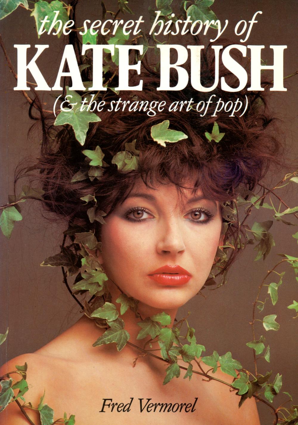 History Of Art Book Cover : Secret history of kate bush the strange art pop