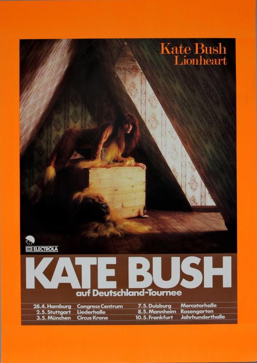 Tour Of Life Kate Bush Encyclopedia