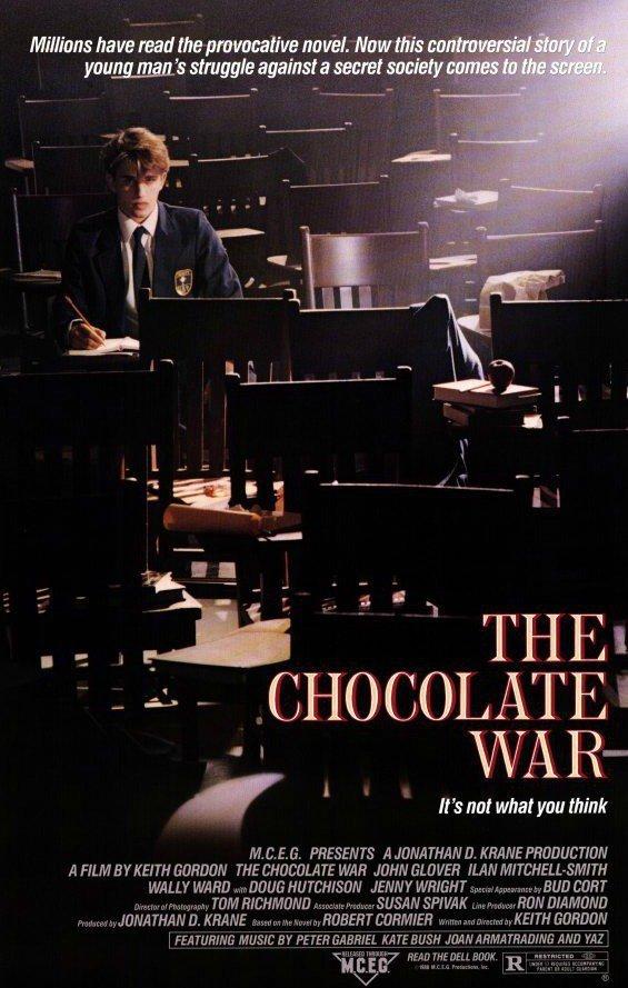 Chocolate War (the) | Kate Bush Encyclopedia