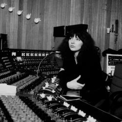 Kate Bush at Abbey Road Studios