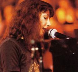 Kate Bush performing 'Blow Away (For Bill)' on November 18, 1979