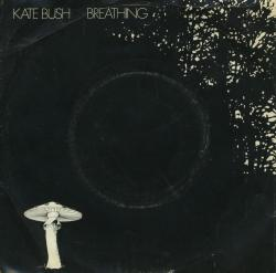 "Breathing - UK 7"" single sleeve"