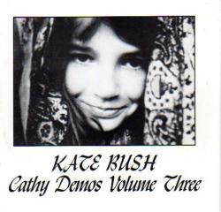 'Cathy Demos Volume Three' - EP cover