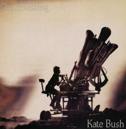 "'Cloudbusting' - UK 7"" single sleeve"
