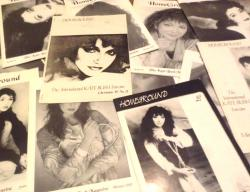 A selection of Homeground fanzines