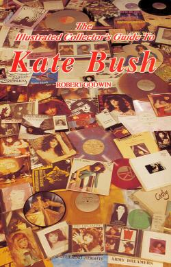 The Illustrated Collector's Guide To Kate Bush, 1991, book cover