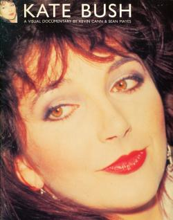 'Kate Bush: A Visual Documentary' book cover