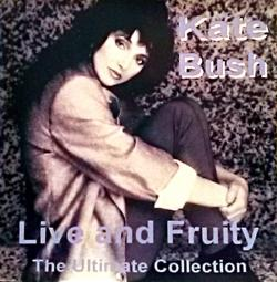 Live And Fruity: Ultimate Collection - CD cover