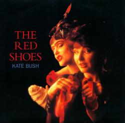 "The Red Shoes - UK 7"" single sleeve"