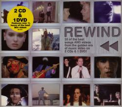 The CD 'Rewind - The Best In Music & Video'