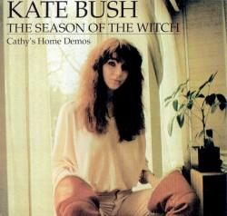 'The Season Of The Witch - Cathy's Home Demos' - CD sleeve