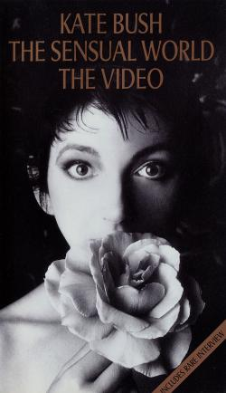 'The Sensual World - The Video' - VHS cover