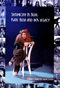 Symphony In Blue: Kate Bush And Her Legacy' book cover
