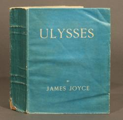 The book 'Ulysses'