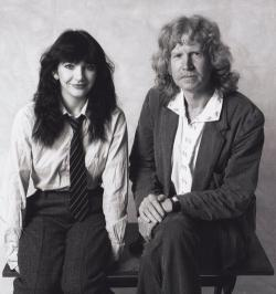 Kate Bush with Eberhard Weber