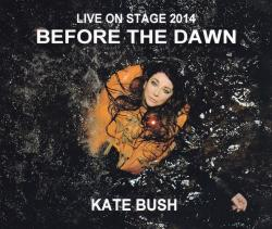 'Live On Stage 2014: Before The Dawn' - CD cover