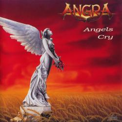 The album 'Angels Cry', featuring Angra's cover version of 'Wuthering Heights'