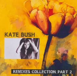 'Remixes Collection Part 2' - CD cover