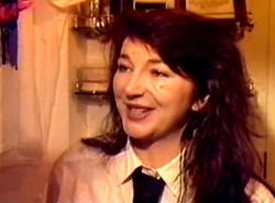 Kate Bush on Rough Guide To London