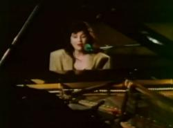 Kate Bush performing 'Under The Ivy' in The Tube, 19 March 1986