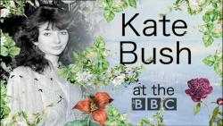 'Kate Bush At The BBC' title screen