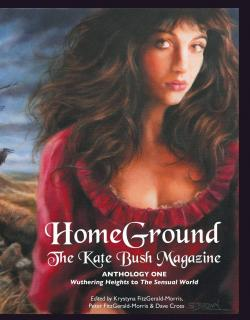 Homeground: The Kate Bush Magazine Anthology One - book cover