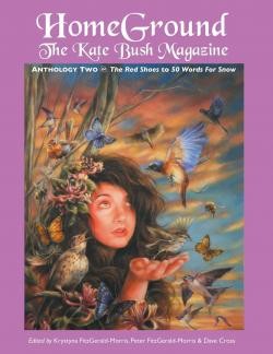 Homeground: The Kate Bush Magazine Anthology Two - book cover