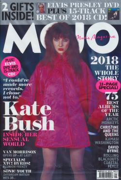 Mojo, January 2019 - outer bag