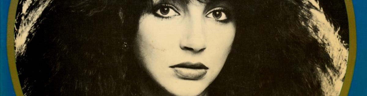 Kate Bush: An Illustrated Biography