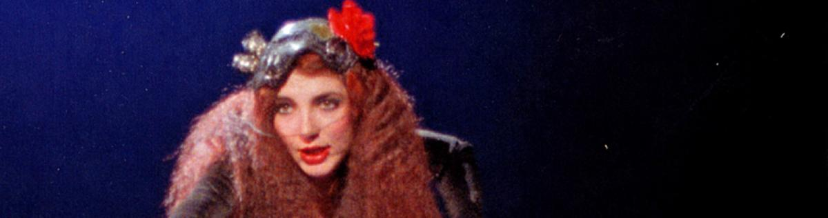 Symphony In Blue: Kate Bush And Her Legacy